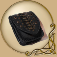 LARP Decorative Rectangular Pouch
